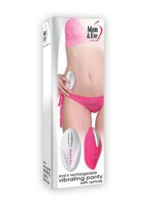 Távirányítós vibrátoros bugyi Vibrating Panty