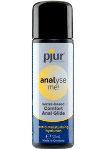 Pjur analizálj vizes anál síkosító - 30 ml