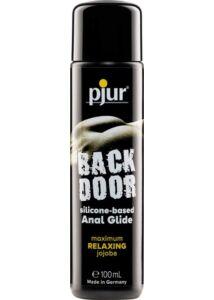 Pjur backdoor szilikonos anál síkosító - 100 ml