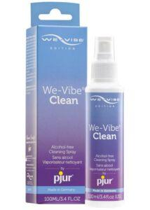 Tisztító és fertőtlenítő folyadék 100 ml We-Vibe Clean
