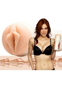 Maszturbátor vagina Maitland Ward puncija toy meets world signature