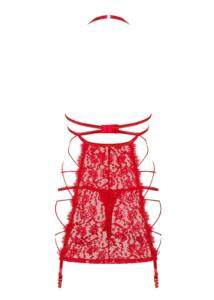 Rediosa chemise & thong  s/m