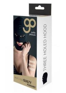 Fejtakaró maszk a szem és száj nyílással GP