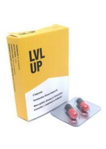 LVL UP potencianövelő, vágyfokozó férfiaknak