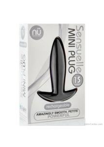 Anál izgató vibrátor, Sensuelle mini plug