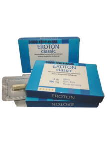 Eroton classic potencianövelő, 2 db kapszula