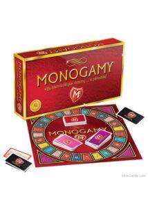 Monogamy szex társasjáték, egy szenvedélyes viszony
