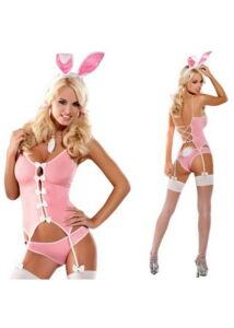 Nyuszi jelmez, szexi obsessive Bunny Suit fehérnemű