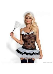 Szobalány jelmez, Obsessive Housemaid takarítónő ruha szett