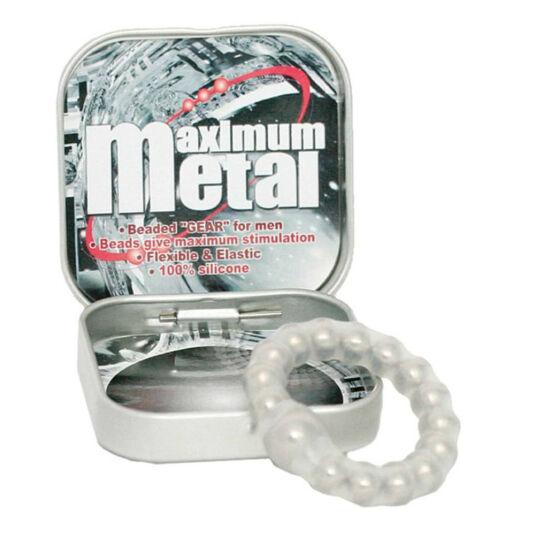 Maximum metál gyűrű