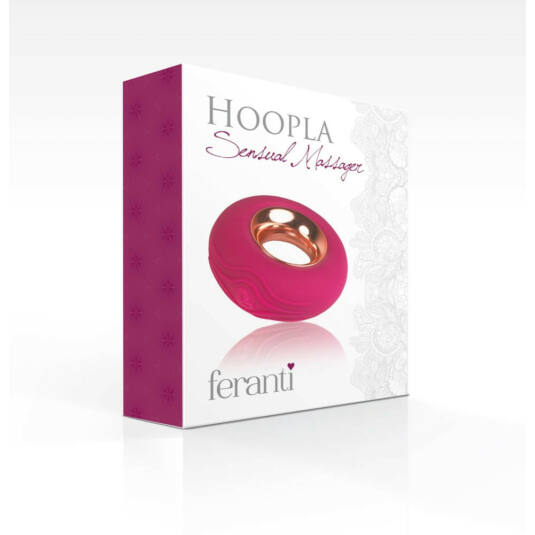 Hoopla massager pink