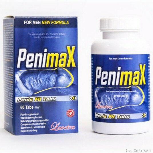 Pénisznövelő Penimax hímvessző méretnövelő tabletta