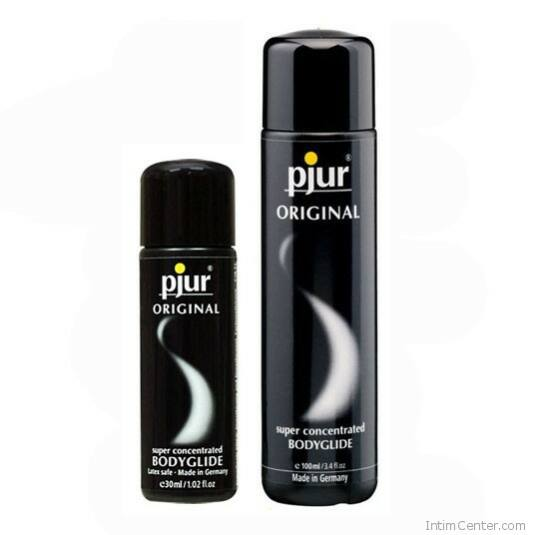Sikosító, Pjur Original szilikon alapú síkosító 100 ml