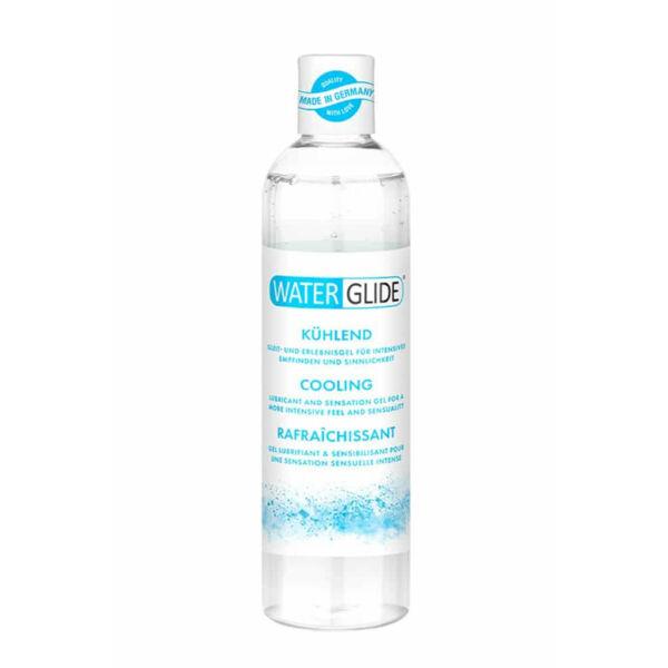 Water glide cooling vízbázisú síkosító, hűsítő hatással (300 ml)