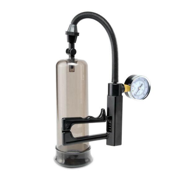 Pénisz pumpa vákuum mérő órával Pump Works