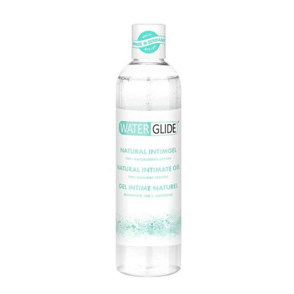 Waterglide 300 ml natural intimate gel vízbázisú síkosító