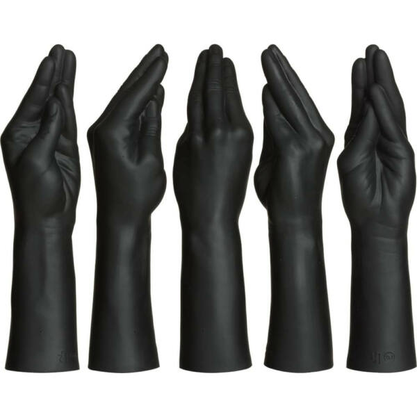 Doc johnson kink - fist fuckers - stretching hand black