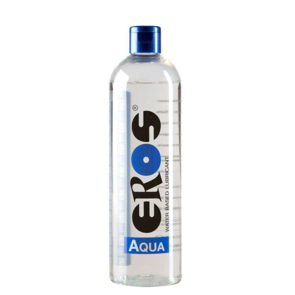 Eros aqua vízbázisú flakonos síkosító - 500 ml