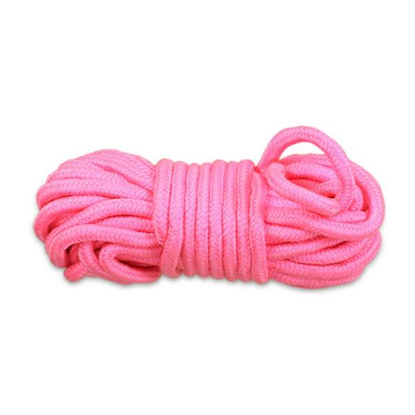 Kötöző kötél rózsaszín