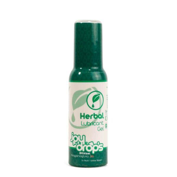Joydrops gyógynövényes síkosító - 100 ml