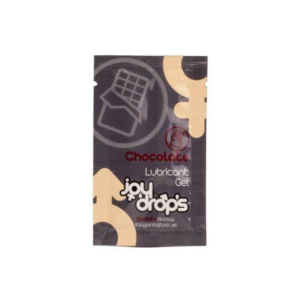 Chocolate lubricant gel - 5ml sachet