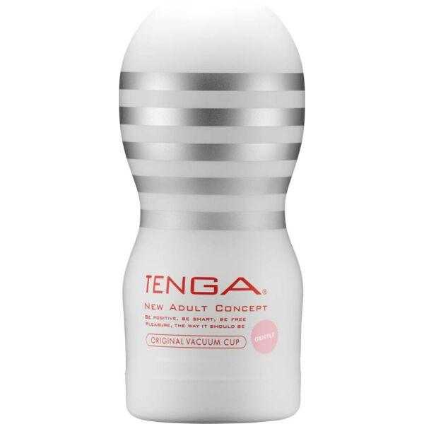 Vákuumos szopó Tenga original vacuum cup White
